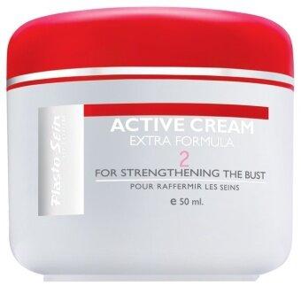 Plasto-Sein Active Cream Extra Formula 2 ปลาส์โต-แซ็ง เอ็กซ์ตร้าครีม สูตร2 กระชับอก