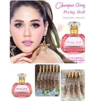 Harga น้ำหอม Pretty Doll BY CHOMPOO EDP(10ml*4)