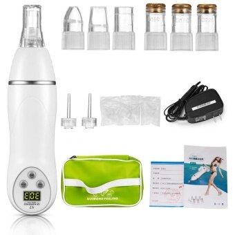 Pro Diamond Microdermabrasion Dermabrasion Vacuum Cleansing Facial Machine US - intl