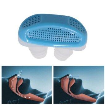 อุปกรณ์ แก้นอนกรน ป้องกันการกรน แก้กรน หยุดนอนกรน แก้อาการนอนกรน เห็นผลทันที (มีวีดีโอ)