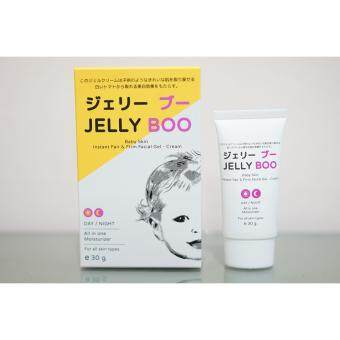 เจลลี่บู สุดยอดผลิตภัณฑ์ดูแลผิวหน้าในรูปแบบ เยลลี่ สูตรลิขสิทธิ์จากประเทศญี่ปุ่น