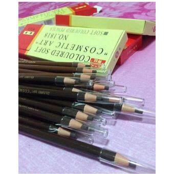 ดินสอเขียนคิ้ว ดึงเชือก