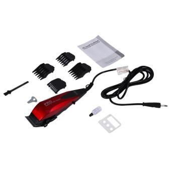 Professional Hair Clipper Electric Hair Trimmer Electric ShaverHair Cutting Machine EU Plug - intl