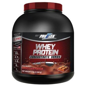 ProFlex Whey Protein Concentrate Chocolate (5 lbs.)