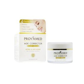 Provamed Age Corrector Night Cream 50 กรัม (1กระปุก)