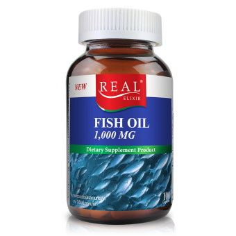Real Elixir REAL FISH OIL
