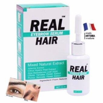 Harga Real Hair Eyebrow Serum 12 ml