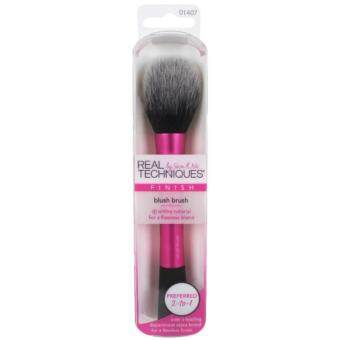 Harga Real Techniques blush brush (ชมพูเข้ม)