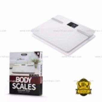 ประเทศไทย Remax เครื่องชั่งน้ำหนักดิจิตอล Digital Intelligent Body Scale รุ่น RT-S1