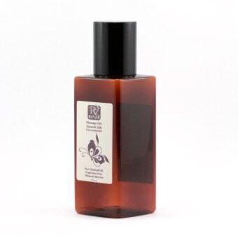 Rinzes รินเซ่ น้ำมันนวดสมูทซิลค์ 120มล. (Rinzes Smooth Silk MassageOil 120ml.) - 2