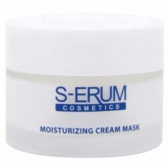 Harga S-ERUM Moisturizing Cream Mask Restore Skin Balance (All Skin Types) 50 ml