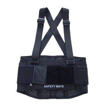 ซื้อ/ขาย Safety Mate , Back Support เข็มขัดพยุงหลัง (สีดำ)