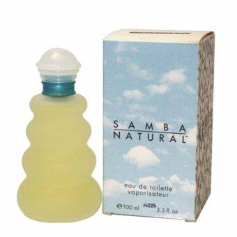 Samba น้ำหอม Natural for Woman Eau de Toilette (100 ml.)