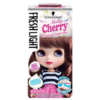 Harga Schwarzkopf Fresh Light Foam Color MELTY CHERRY