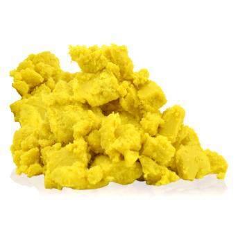 เชียร์บัตเตอร์ของแท้จากกาน่า shea butter unrefined 200กรัม