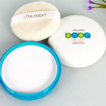 Shiseido Baby Powder Pressed Medicate 50g