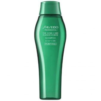 Shiseido Professional The Hair Care Fuente Forte Shampoo Scalp Care Purifying 250 ml.