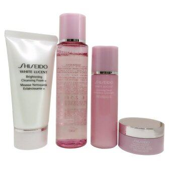 Harga Shiseido Set White Lucent (4ชิ้น)