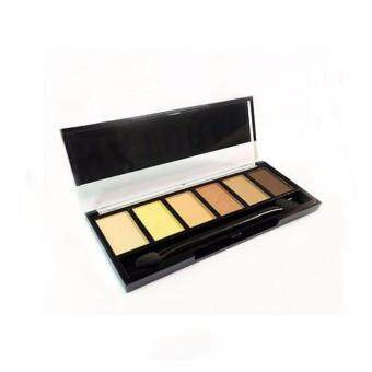 Sivanna 6 Color Eyeshadow Palette (Natural) - 2