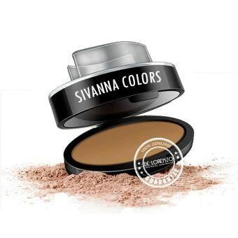 Sivanna Brow Stamp Eyebrow Powder ซีเวียน่า ที่ปั๊มคิ้ว แสตมป์ปั้มคิ้ว ซิวันนา แสตมป์ ปั๊มคิ้ว เบอร์ 01 Caramel