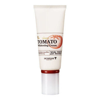 Skinfood Premium Tomato Whitening Cream (Skin-Brightening Effects) 50 g.