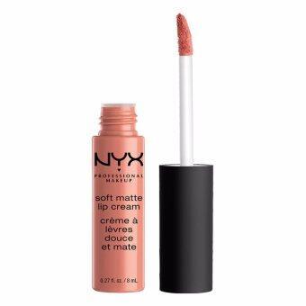 นิกซ์ โปรเฟสชั่นแนล เมคอัพ ซอฟต์ แมท ลิป ครีม - SMLC02 สตอร์คโฮมNYX Professional Makeup Soft Matte Lip Cream - SMLC02 Stockholm