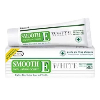 Harga Smooth E Cream Plus White 60กรัม(1หลอด)