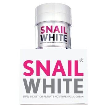 SNAIL WHITE สเนลไวท์ เฟเชี่ยล ครีม 50 มล.