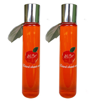 รีวิวพันทิป SOMSAI สบู่วิตามินส้มใส สบู่เหลวทำความสะอาดผิวหน้า เเพ็ค 2 ขวด (100 ml./ขวด)