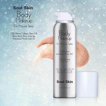 Harga Soul Skin Body Makeup 100 ml