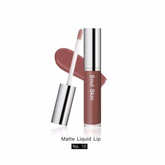 Harga SOUL SKIN-Matte Liquid Lip No.10