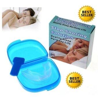 Stop Snoring Solution อุปกรณ์ยางครอบฟัน แก้นอนกรน แก้นอนกัดฟัน