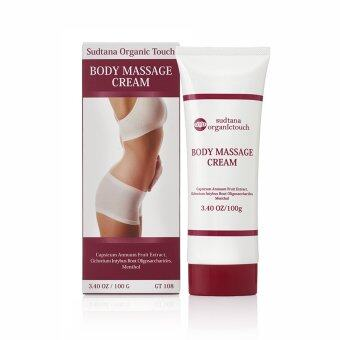 Harga Sudtana Organic Touch Body Massage Cream