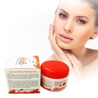 Sunshop Hyaluronic Acid Goji Face Cream Chinese Wolfberry Medlar Multi-effect Anti-wrinkle Cream Inhibit Activity of Tyrosinase - intl