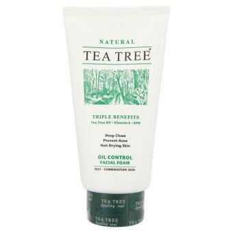 TEA TREE เฟลเชียลโฟม 4.8ออนซ์