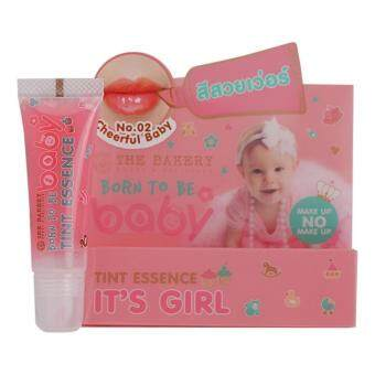 Harga THE BAKERY Born To Be Baby Tint Essence NO.02