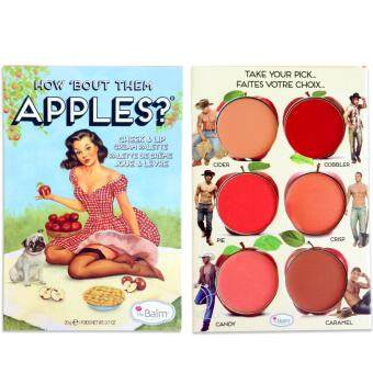 Harga The Balm How 'Bout Them Apples palette