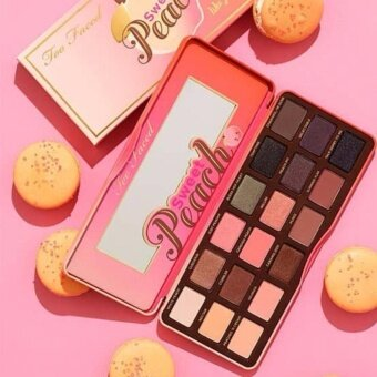 Too Faced Eye Shadow Palette #Sweet Peach