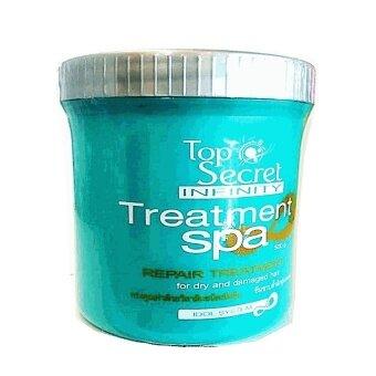 ประกาศขาย Top Secret Hair Treatment ครีมหมักผม บำรุงผมแห้ง เสีย แตกปลาย 500 g.