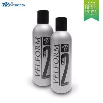 ต้องการขาย TVDirect ผลิตภัณฑ์ดูแลเส้นผม และหนังศรีษะ เวลฟอร์ม VELFORM Hairสูตร 2 (สูตรใหม่ เข้มข้นขึ้น) บรรจุ 2 ขวด