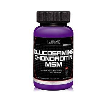 ULTIMATE Glucosamine & Chondroitin & MSM 90 Tab