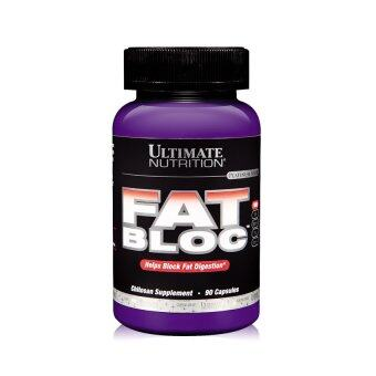 ULTIMATE NUTRITION FAT BLOC (Chitosan)90 Capsules
