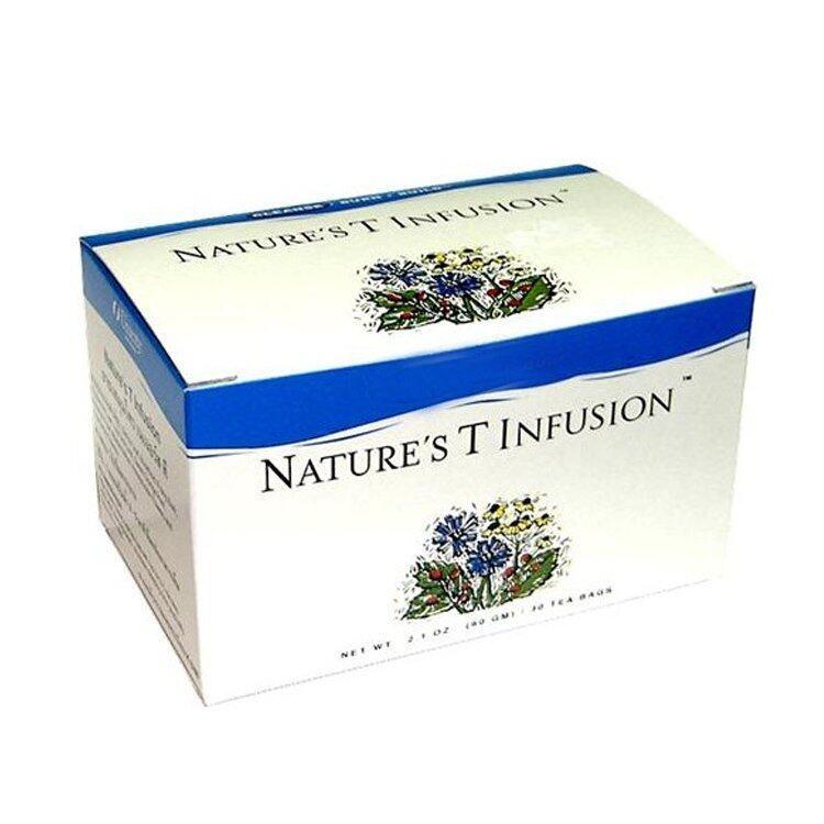 เปรียบเทียบราคา Unicity Nature's T INFUSION ชาดีท็อกซ์ 30 ซอง (1 กล่อง) ข้อมูล