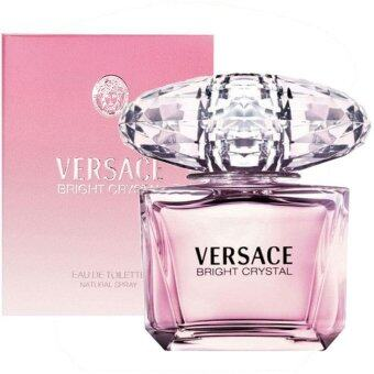 Versace Bright Crystal For Women 90 ml (พร้อมกล่อง)