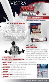 Vistra Whey Protein Plus