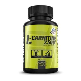 Vitaxtrong Acetyl ผลิตภัณฑ์เสริมอาหาร เพื่อสุขภาพ L-carnitine X500 ปริมาณ 100caps