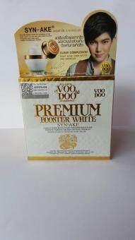 voodoo premium booster white