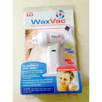 ซื้อ/ขาย เครื่องทำความสะอาดหู แบบดูดขี้หู เครื่องดูดขี้หู waxvac 15