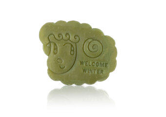 Welcome Winter สบู่ล้างหน้าและผิวกายอโรม่าตะไคร้ สูตรป้องกันเชื้อราและแบคทีเรีย สำหรับผิวบอบบาง แพ้ง่าย