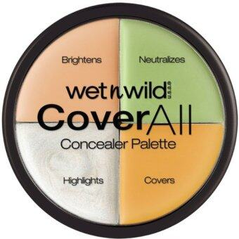 Harga Wet n Wild Cover All Concealer Palette